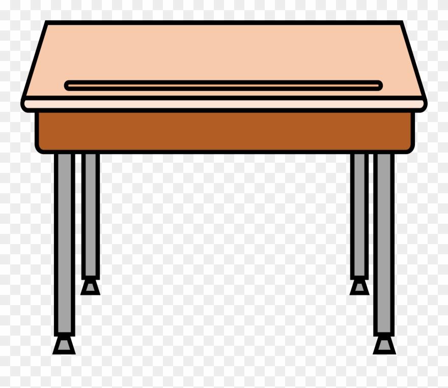 Desk clipart. School cliparts free download