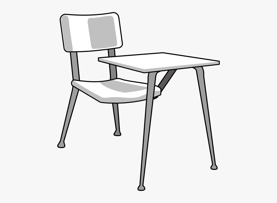 School a free . Desk clipart draw