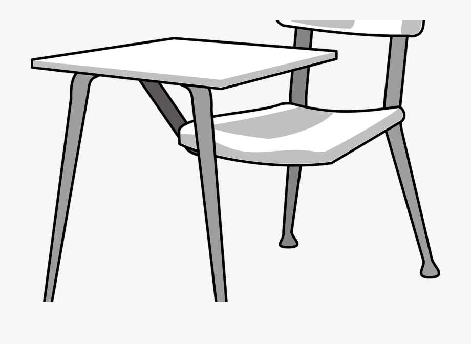 Desk clipart draw. How to a school