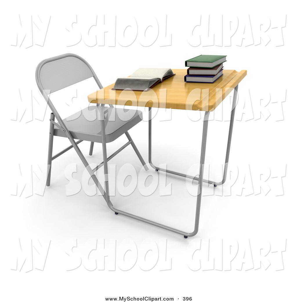 Clip art of a. Desk clipart empty desk