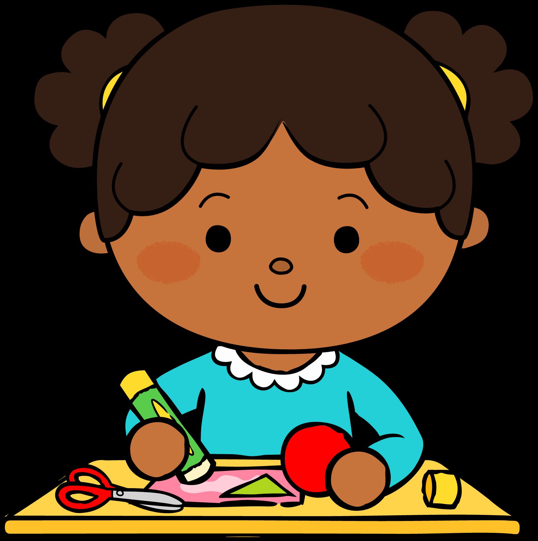Scrapbook clipart preschool.  al cole by