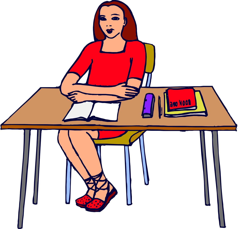 Desk clipart school teacher. Free table cliparts download