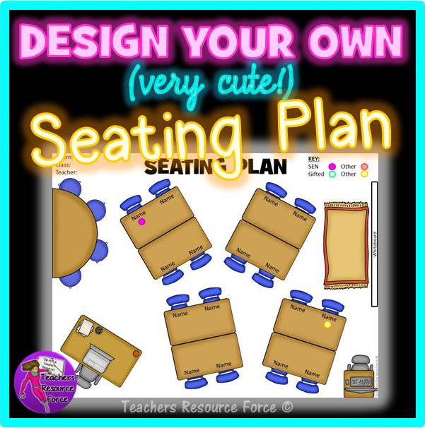 Desk clipart seating chart. Classroom furniture birdseye view