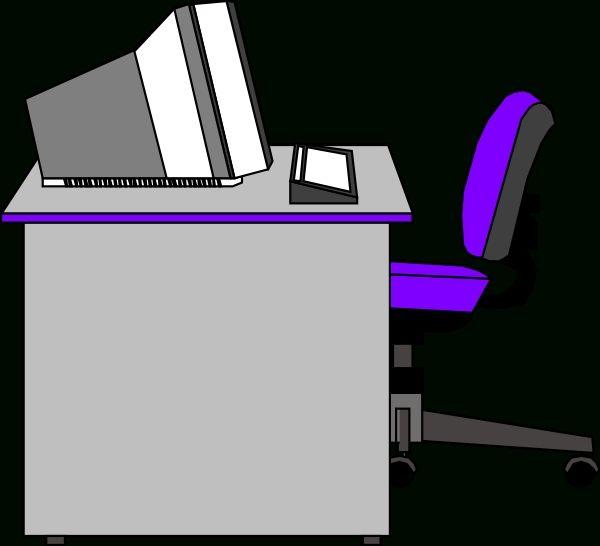 Office clip art at. Desk clipart wallpaper