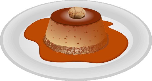 Free cliparts download clip. Desserts clipart bread pudding