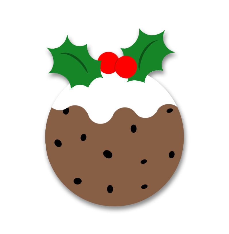 Dessert clipart christmas. Free download clip