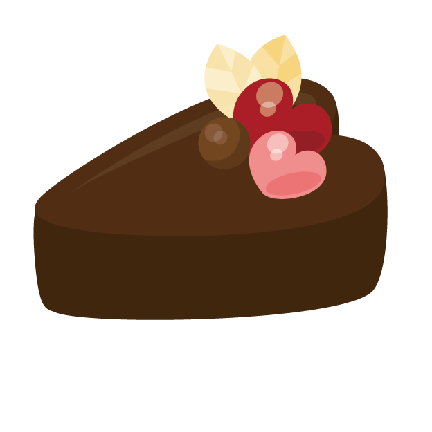 Dessert clipart coconut cake. Tea chocolate clip art