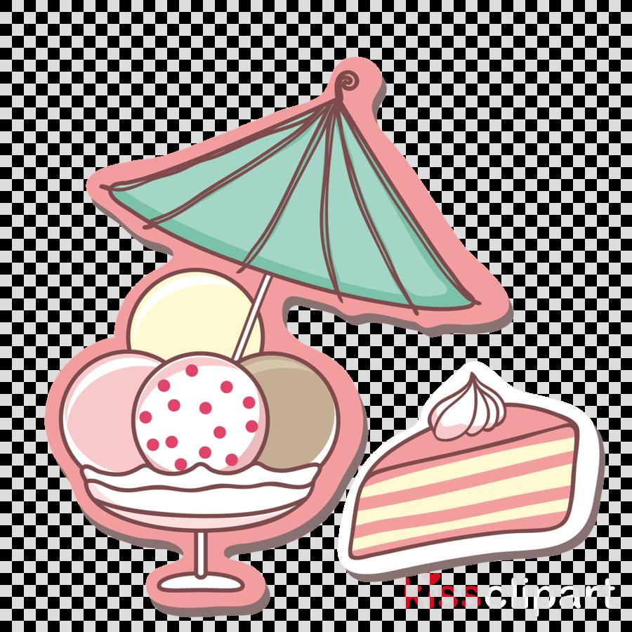 Desserts clipart coconut cake. Ice cream transparent png
