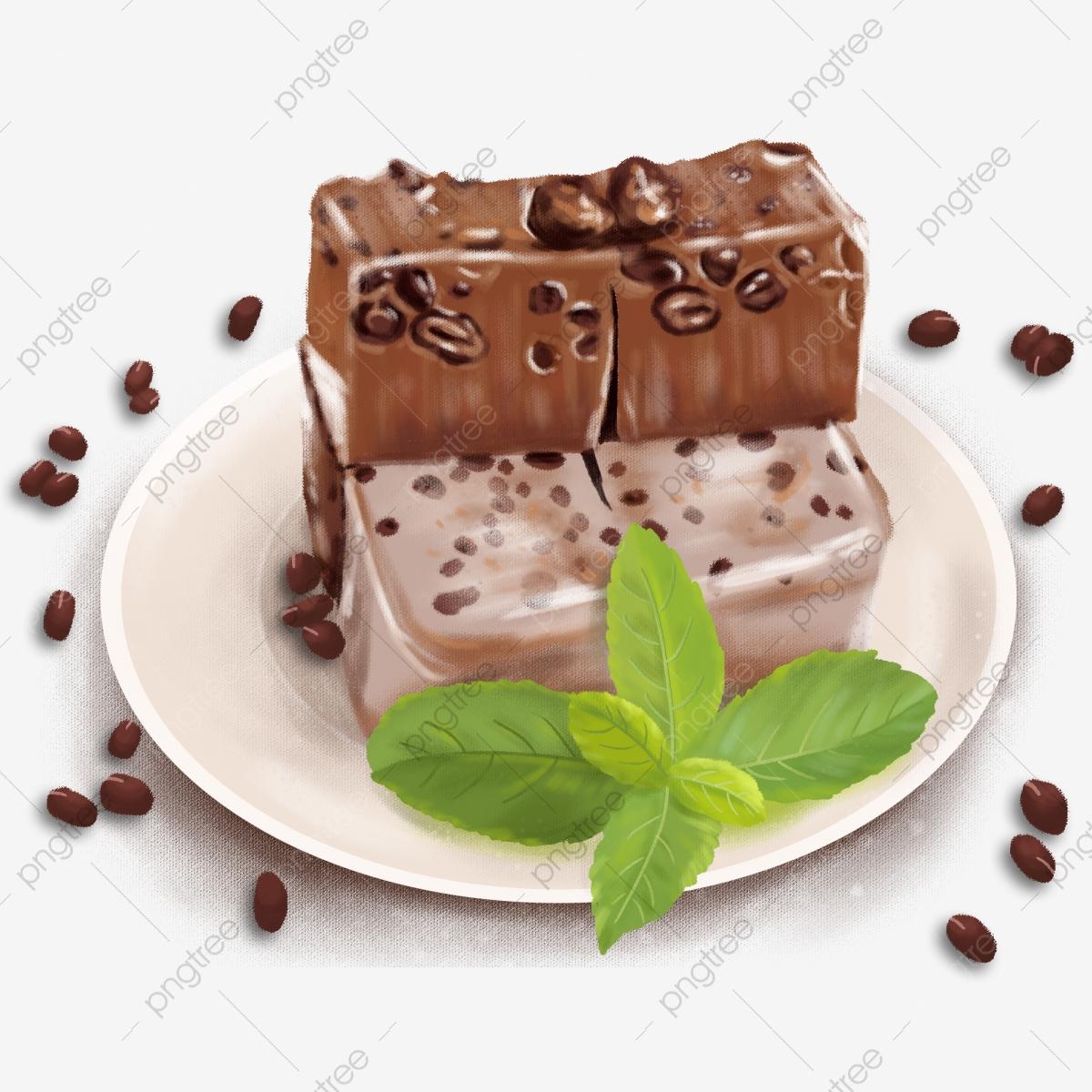 Dessert sweets food juice. Desserts clipart coconut cake