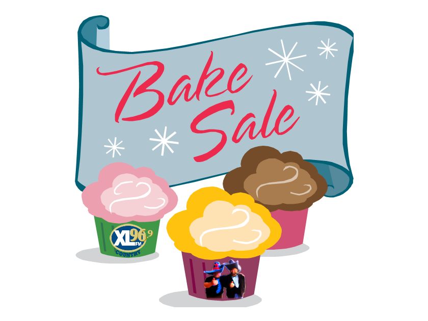 Bake sale in cape. Dessert clipart dessert auction