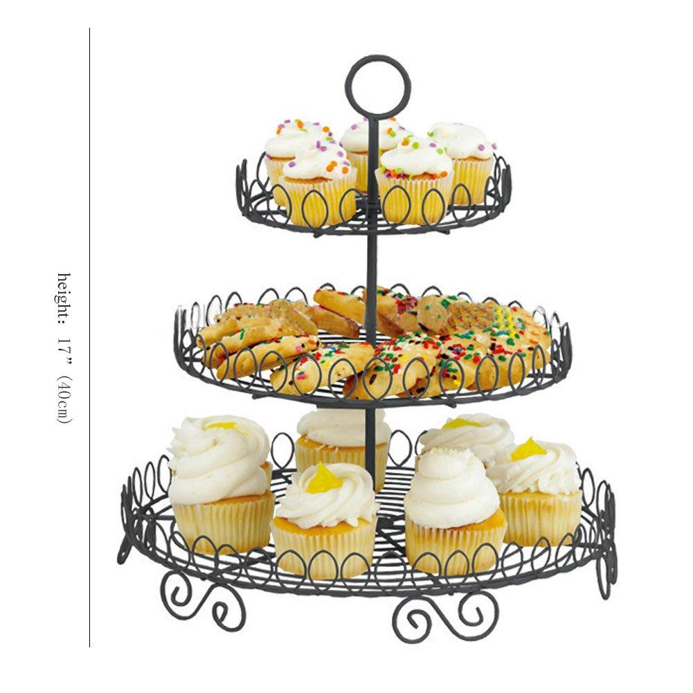tier cake stand. Dessert clipart dessert buffet