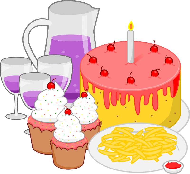 Image result for cartoon. Desserts clipart tower