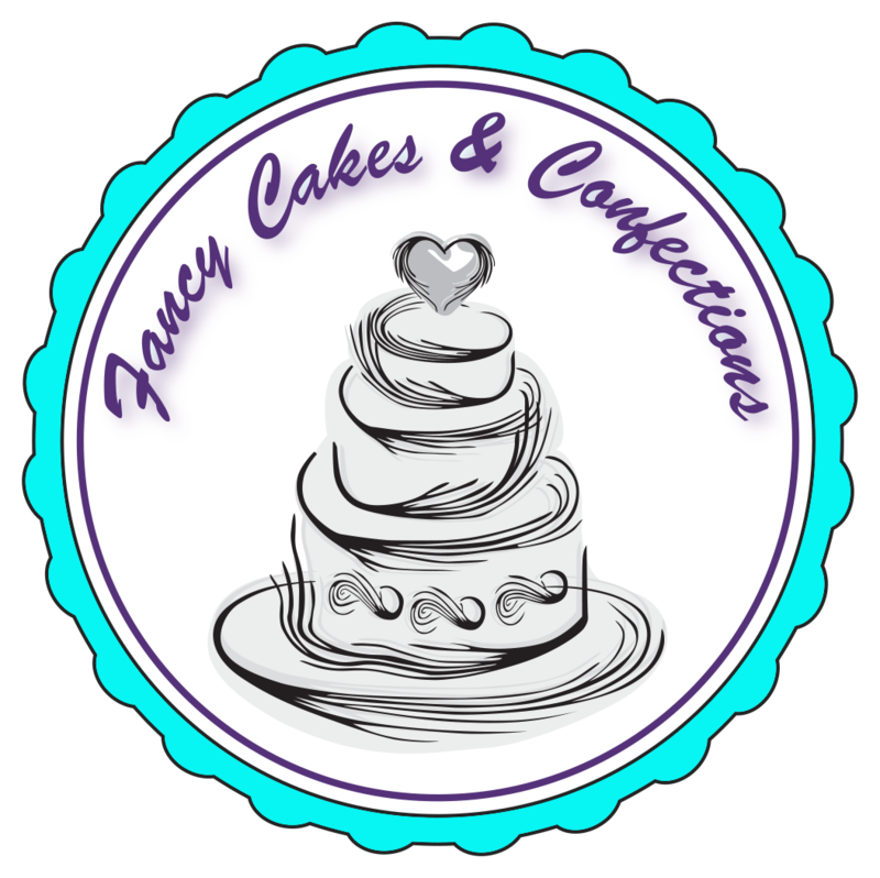 Desserts clipart bakery item. Fancy cakes and confections