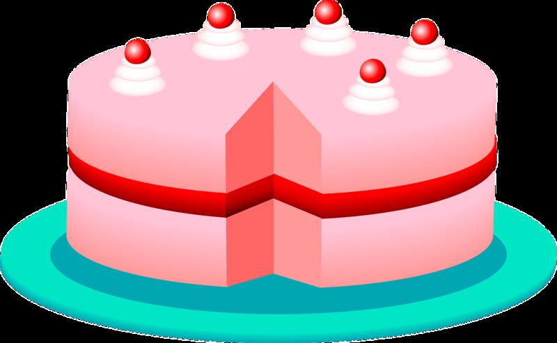 Dessert clipart half cake. Equivalent fractions ck foundation