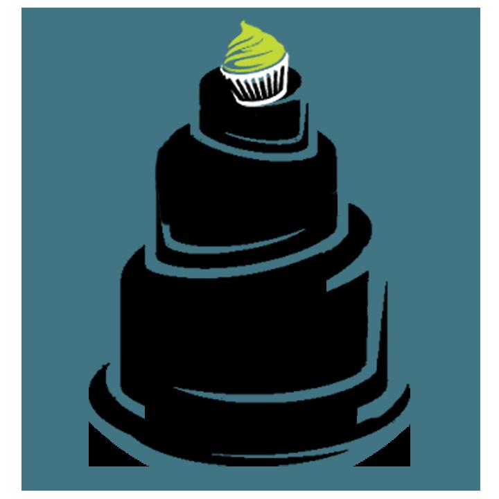 Dessert clipart half cake. Information jackie s specialty