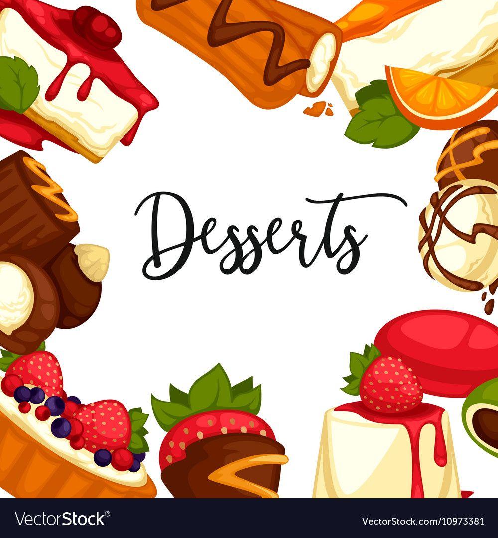 dessert clipart healthy dessert