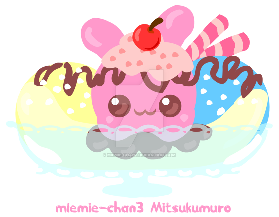 desserts clipart kawaii