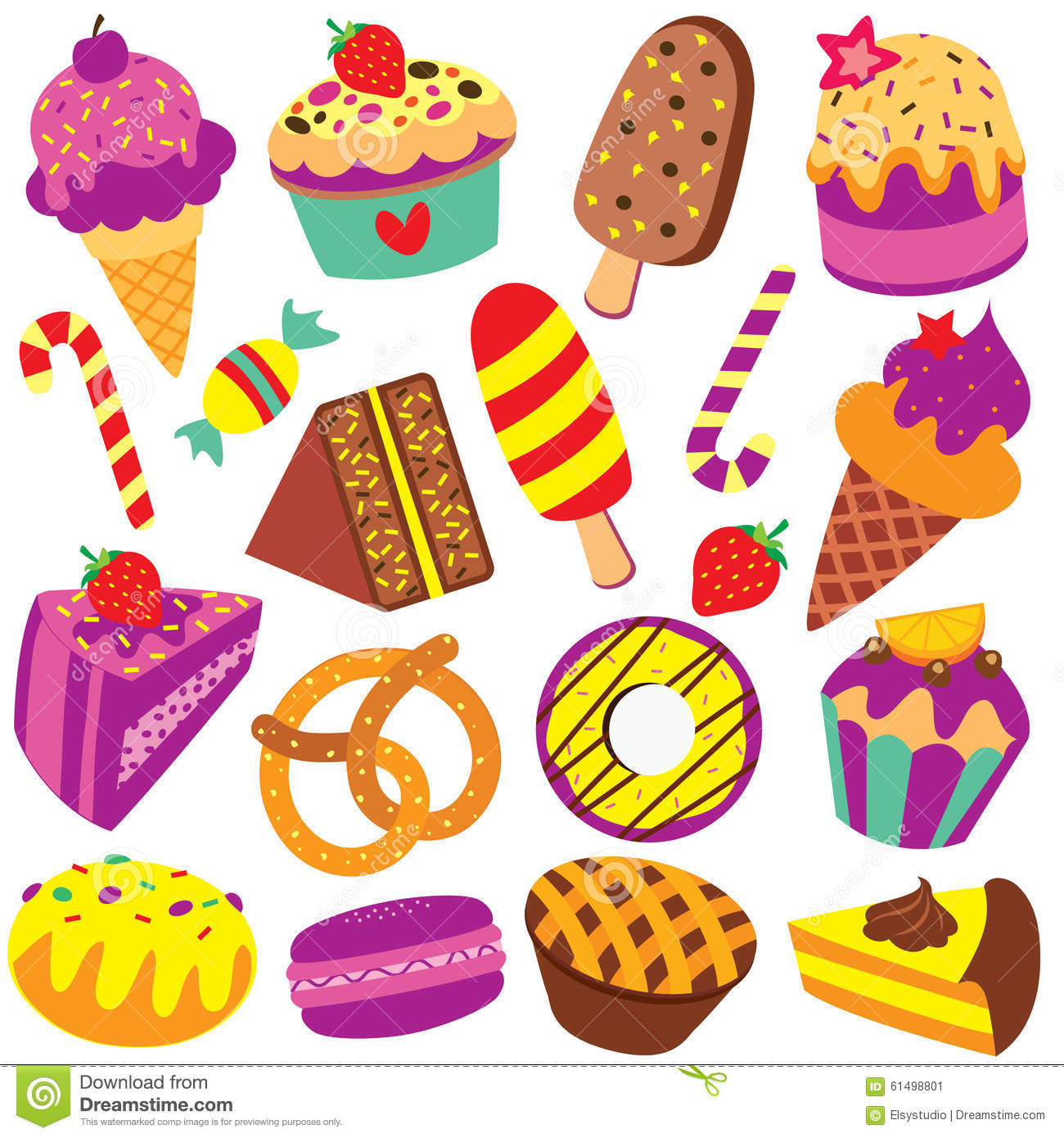 clipartlook. Desserts clipart clip art