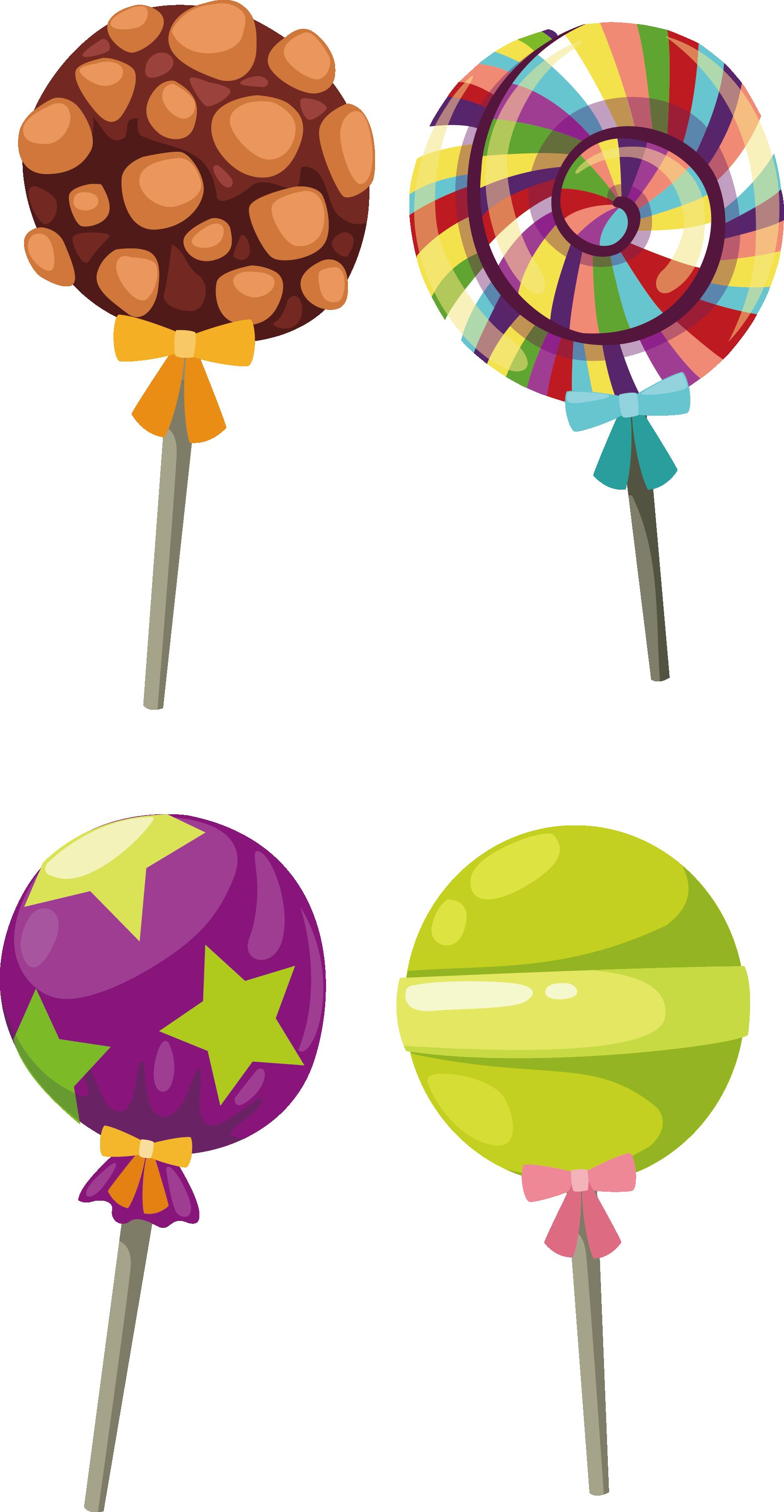 Lollipop clipart paletas. Stick candy dessert sweet