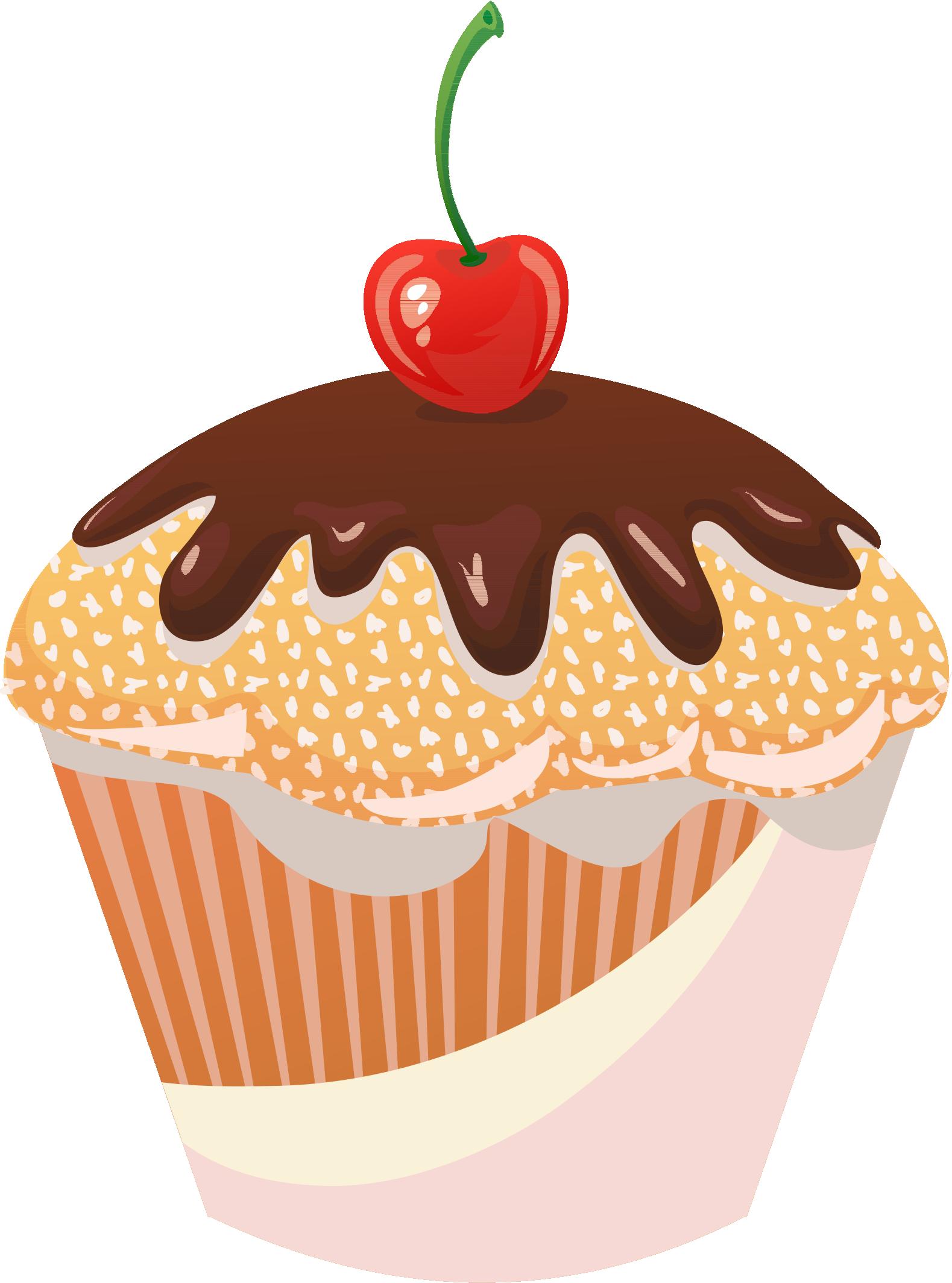 Dessert clipart orange. Muffin png tshirt