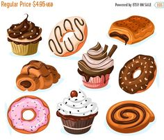 Dessert clipart pastry. Donuts pastries png