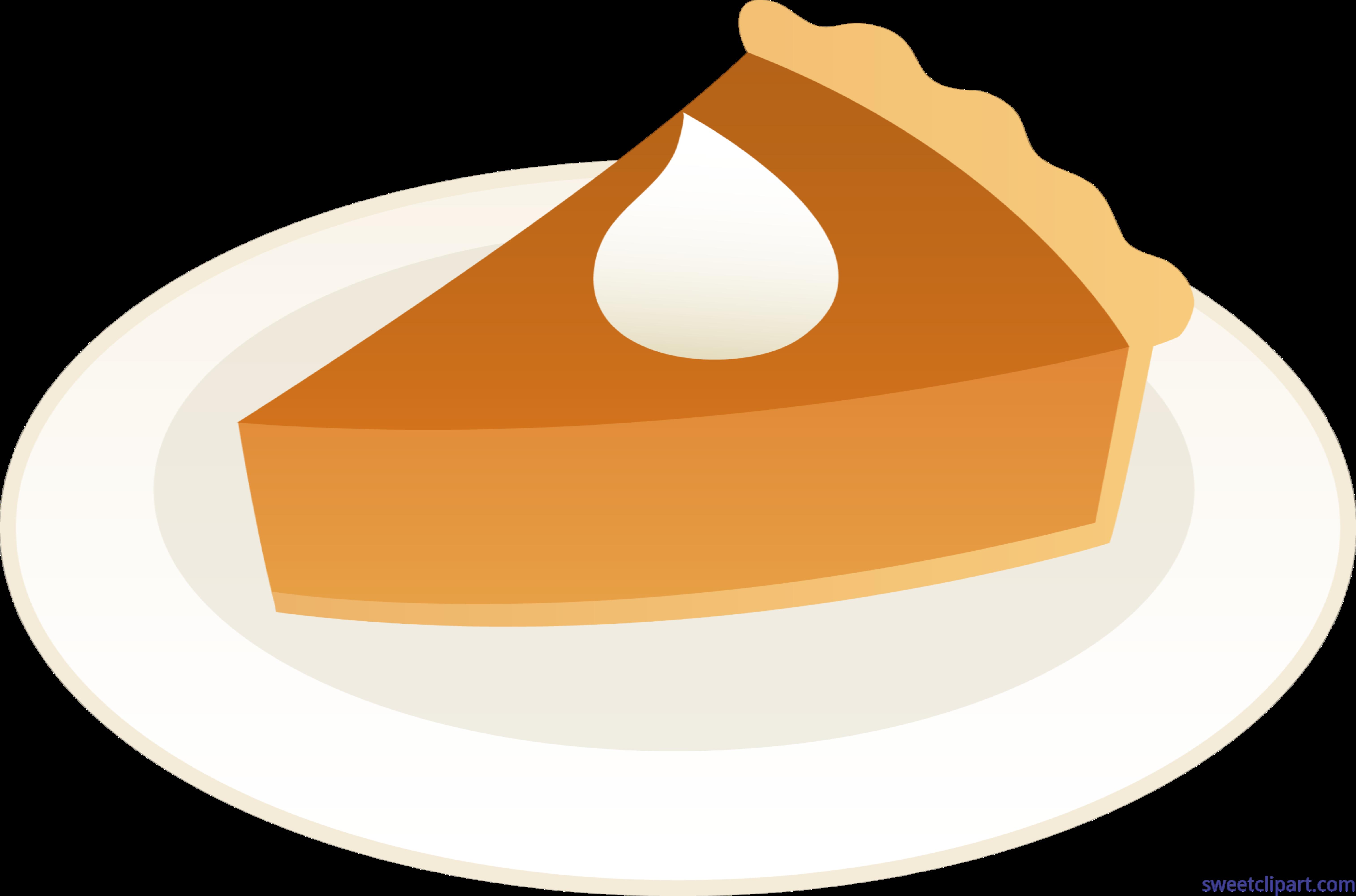 Desserts clipart pumpkin pie. Slice clip art sweet
