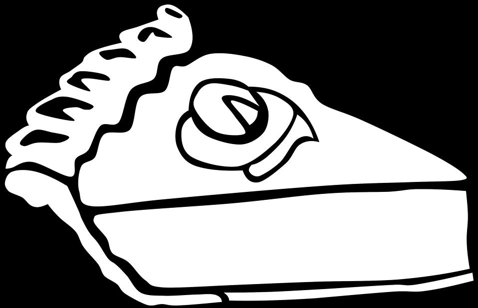 desserts clipart piece pie