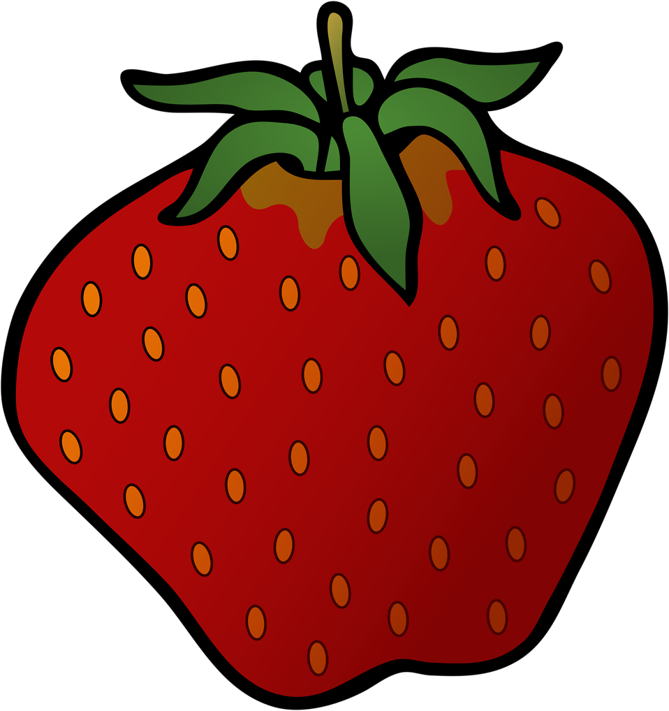 Strawberry free stock photo. Strawberries clipart splash