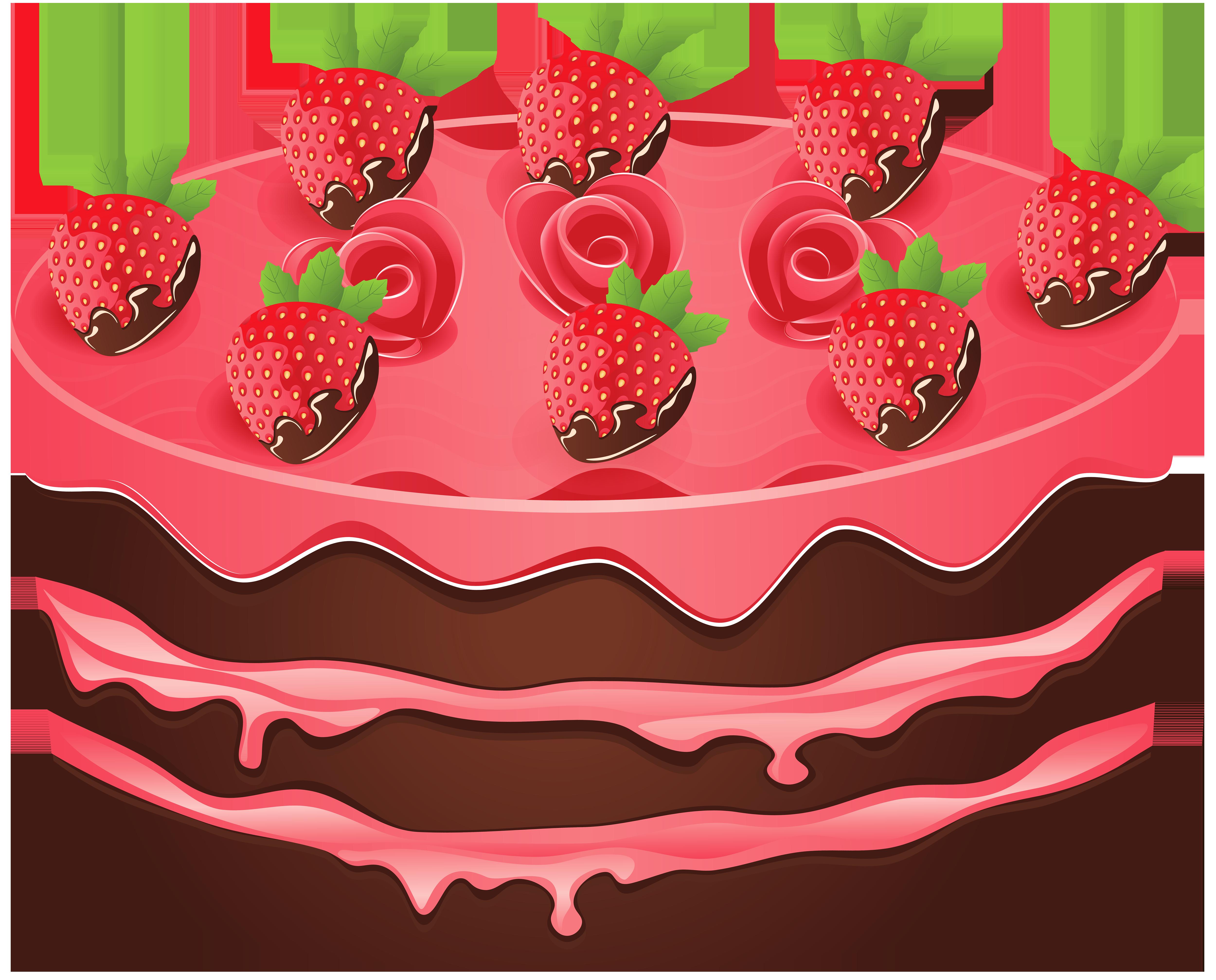 Dessert clipart strawberry shortcake dessert.  collection of cake
