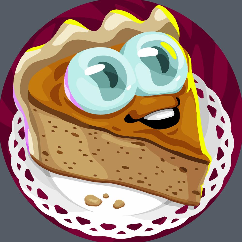 Dessert clipart thanksgiving. New agario skins album
