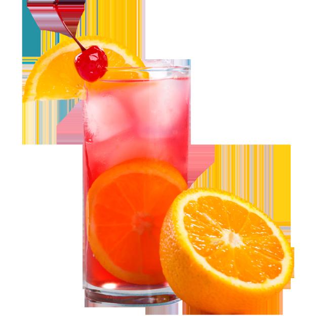 Summer fruits transparent image. Film clipart drink