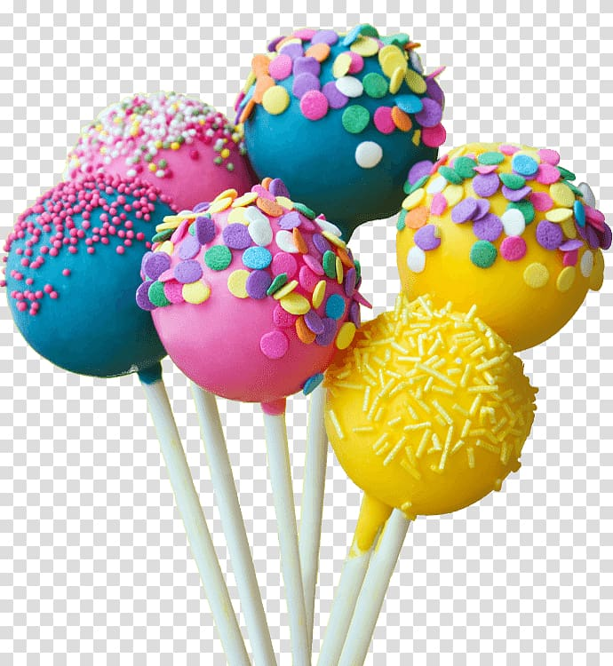 Candies balls cupcake pop. Lollipop clipart cake candy
