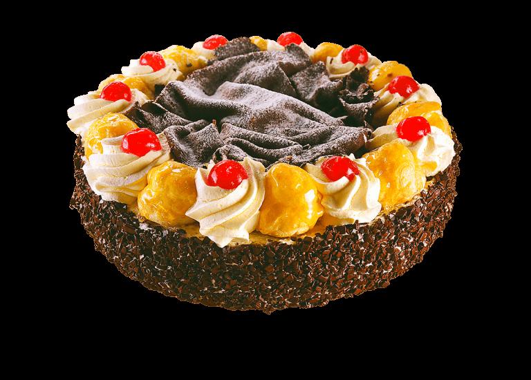 Desserts clipart chocolate tart. Products pasticceria veneta black