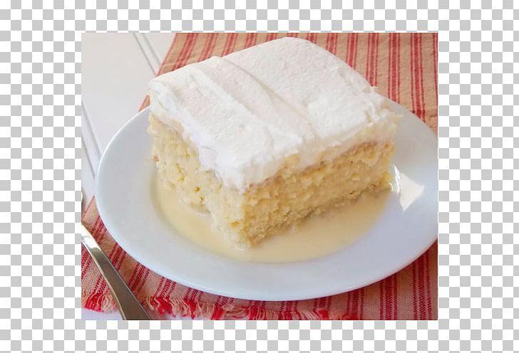 Tres leches milk torte. Desserts clipart coconut cake