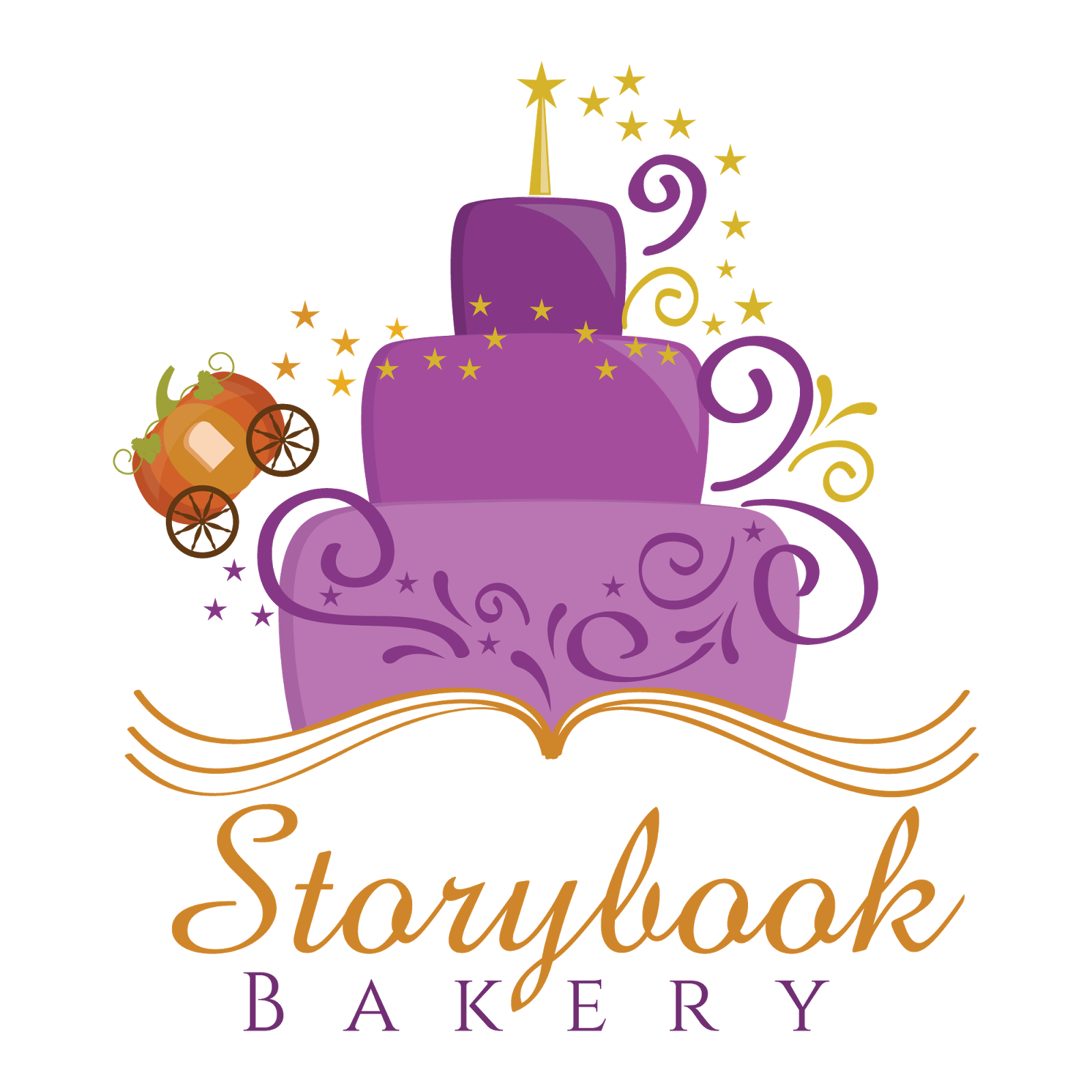 Storybook bakery blog pink. Desserts clipart dessert table