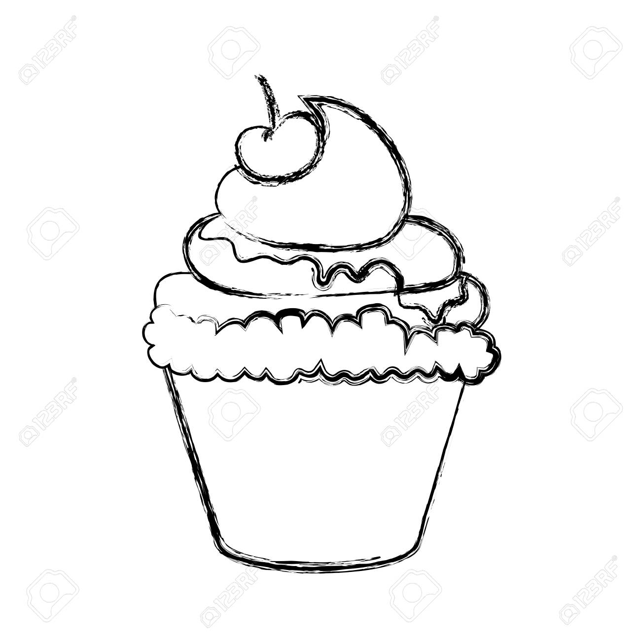 Desserts Clipart Gambar Desserts Gambar Transparent FREE