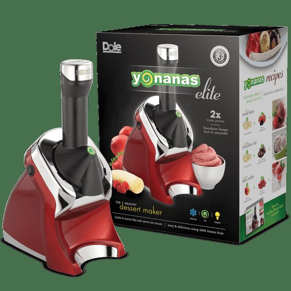 Yonanas elite maker . Desserts clipart healthy dessert