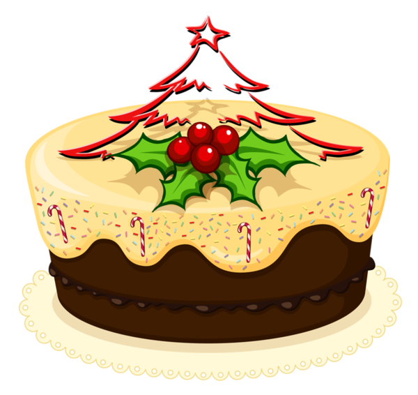 Pin by marina on. Desserts clipart holiday dessert