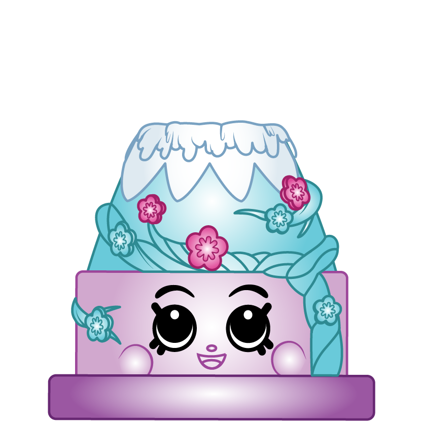 Sakura cake shopkins season. Desserts clipart tower