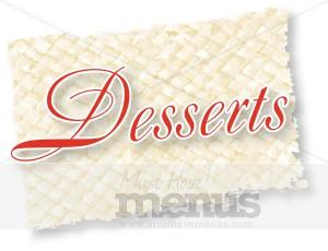Free dessert download clip. Desserts clipart word