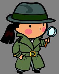Detective clipart art.  clip clipartlook
