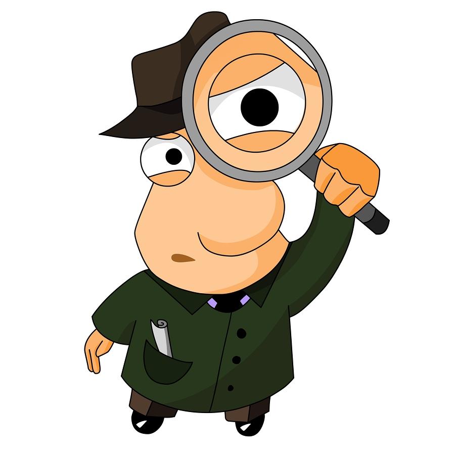 Print clip picture clipartme. Detective clipart art