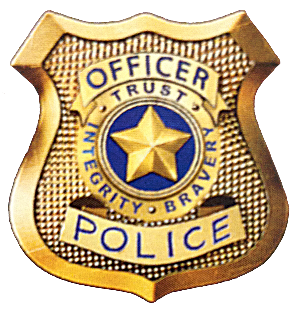 Fire clipart badge. Police pics printable