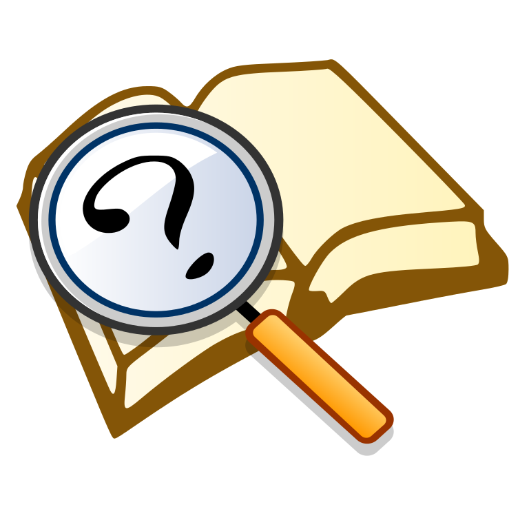 Detective clipart close reading.  collection of high