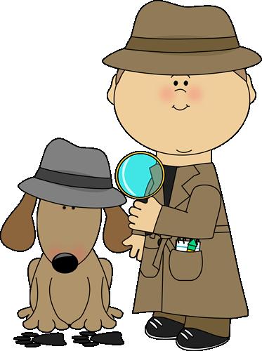 Free cliparts download clip. Detective clipart context clue