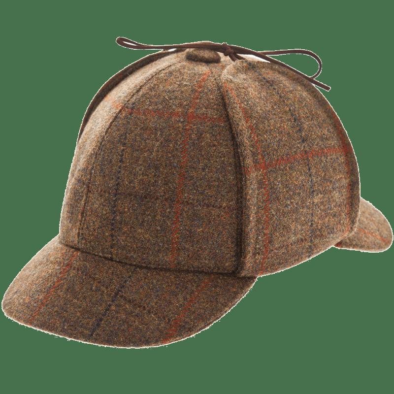 Detective clipart detective hat. Tweed transparent png stickpng