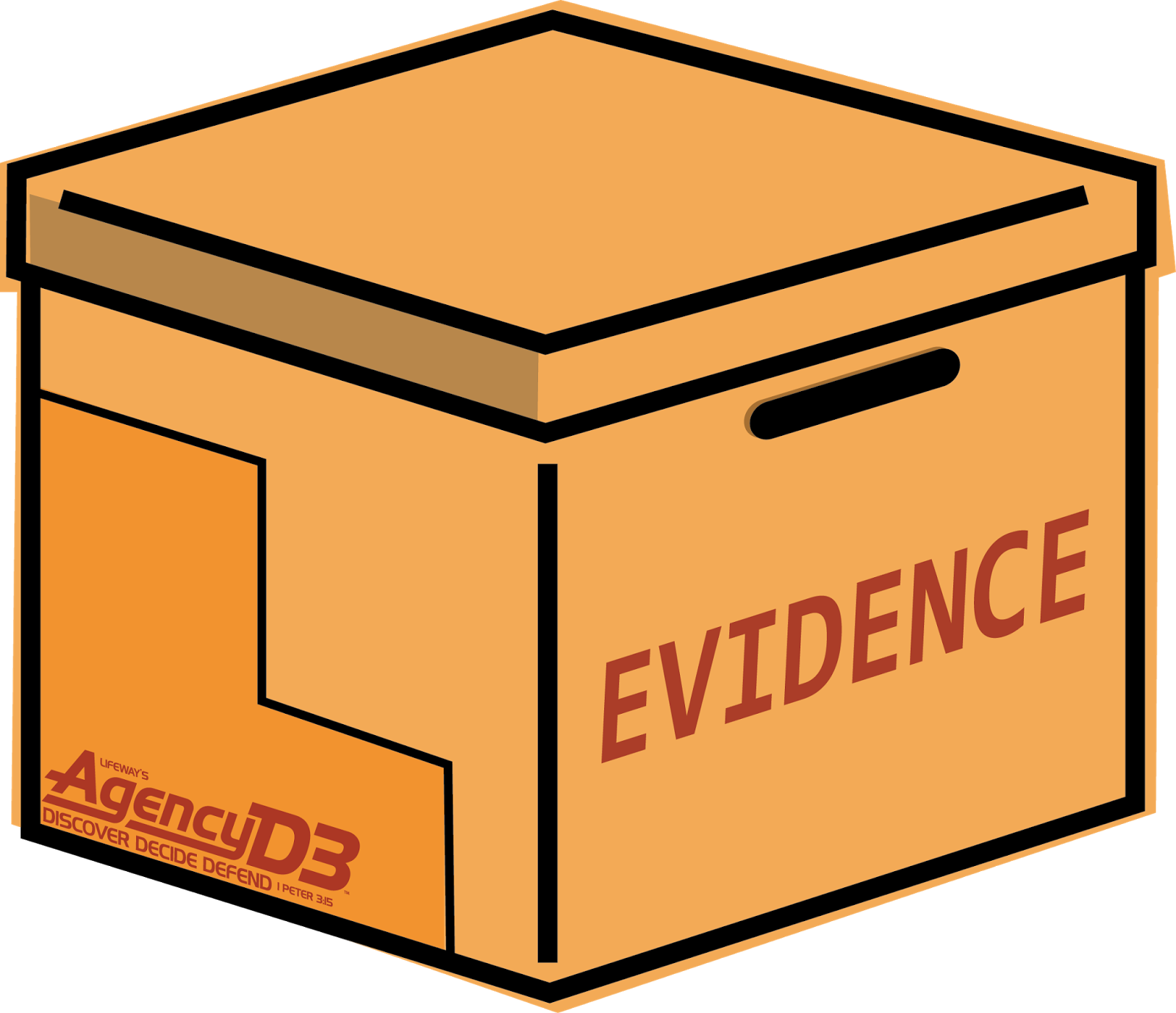 We the people apparently. Evidence clipart physical evidence