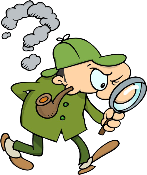 Holmes we are hiring. Evidence clipart sherlock homes