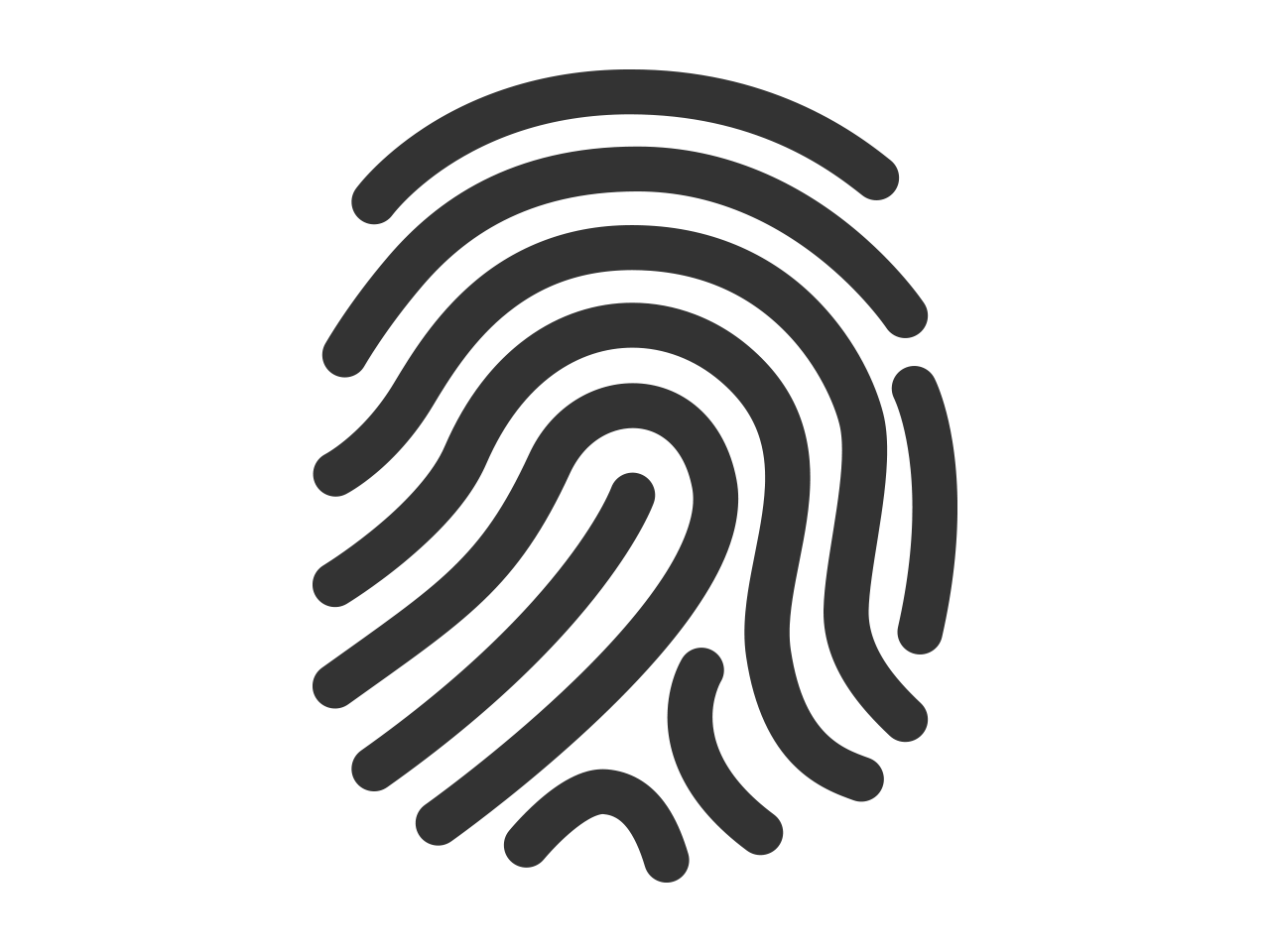 Finger print png fashion. Firefly clipart thumbprint