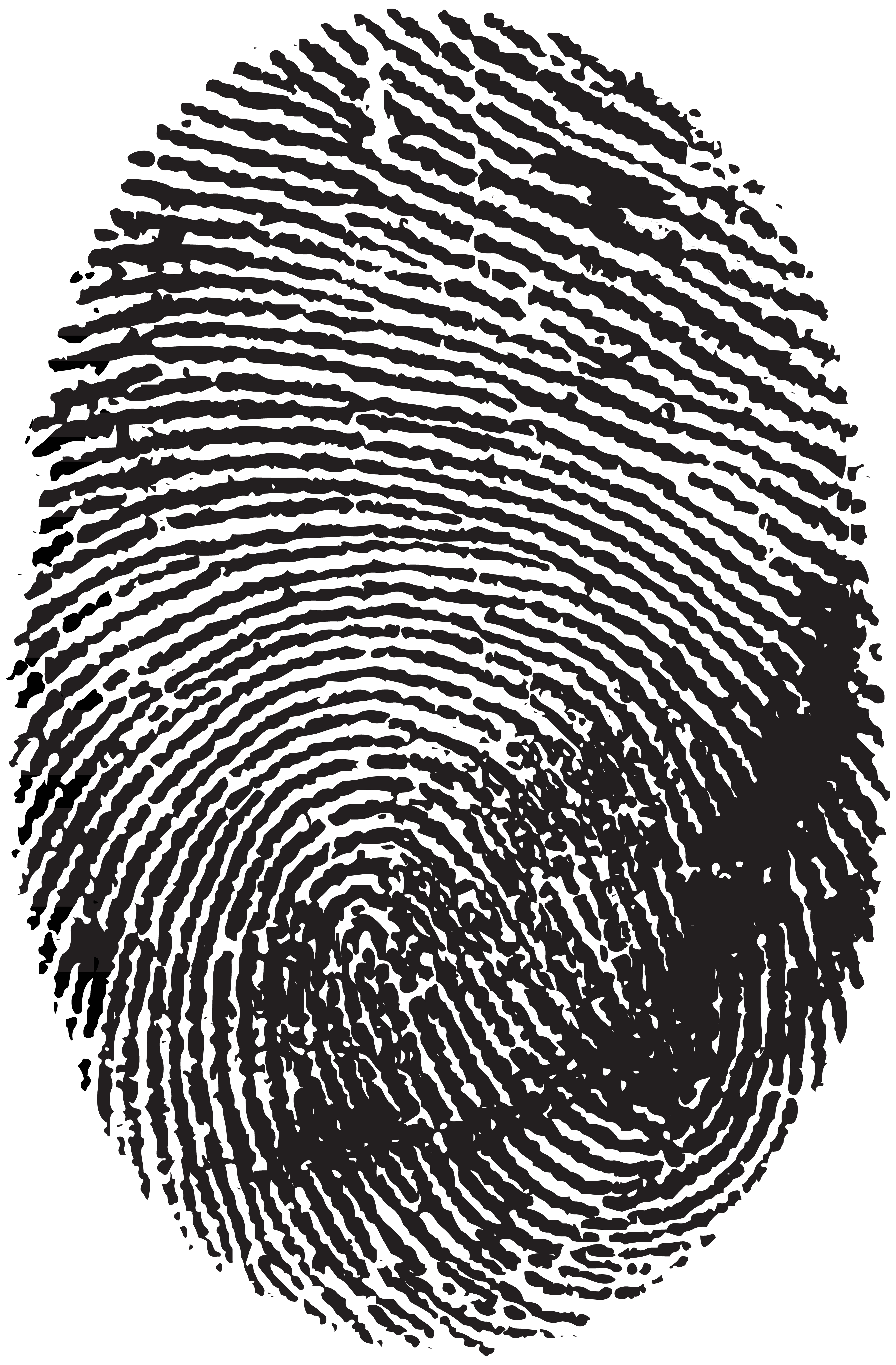 Finger print png fashion. Detective clipart fingerprint